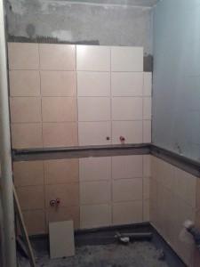 Generalny remont łazienki  w bloku / Kafelkarz Gdańsk